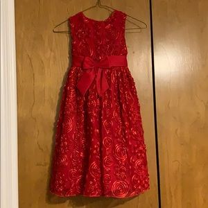 Other - Children's Red Christmas Dress